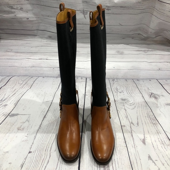 Ralph Lauren Shoes - Ralph Lauren Serena Riding Boot